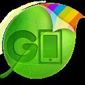 GO Keyboard LittleRedCap(Pad) icon