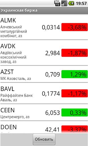 【免費財經App】Украинская биржа-APP點子
