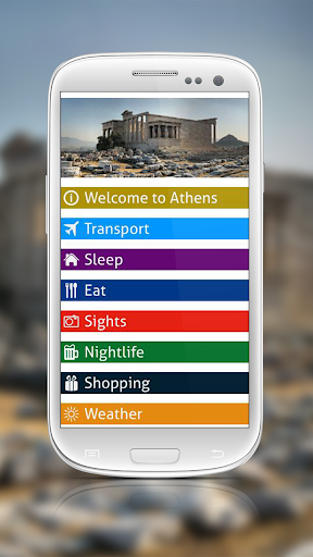 Trippa Athens Travel Guide