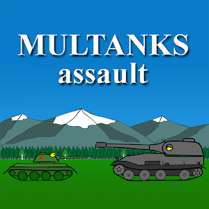 MULTANKS assault for PC and MAC