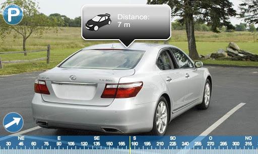 AR Car Locator Free
