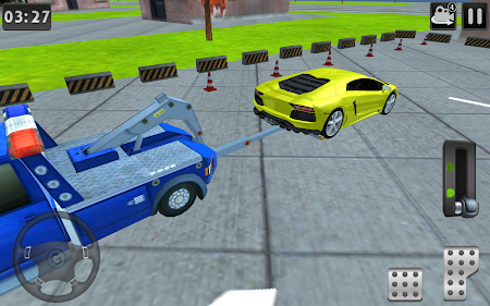 3D Tow Truck Parking Simulator 2.1 screenshot 132367