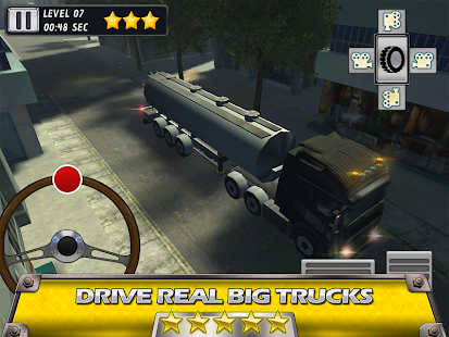 Hard Truck Parking - Road king