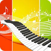 Learn piano chords, baby piano