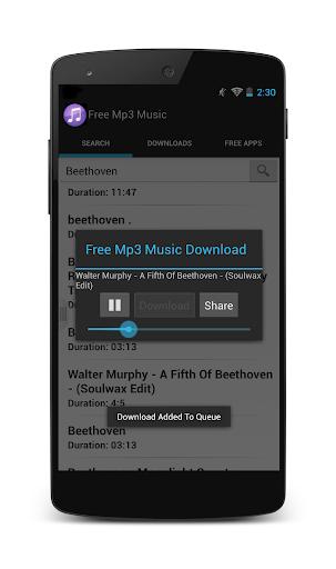 免費mp3音樂