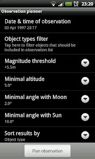 AcruSky for Android- screenshot thumbnail
