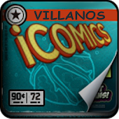 Villains Comic