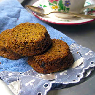 Pumpkin Earl Grey Tea Cakes.