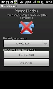 Call Blocker- screenshot thumbnail