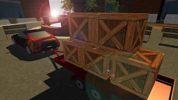 Screenshot of City Parking 370Z Simulator