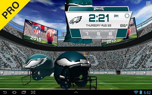 NFL 2015 Live Wallpaper- screenshot thumbnail