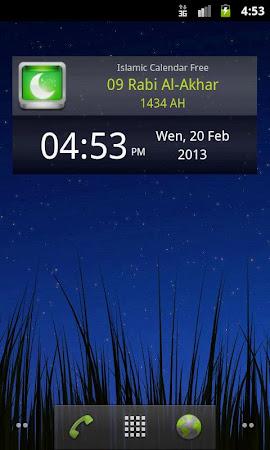 Islamic Calendar (Hijri) Free 1.4 screenshot 417431