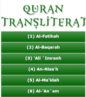 Download Quran Transliteration APK for Android