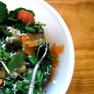 Crisp Watercress Salad.