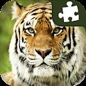 Wild Cats Puzzles icon