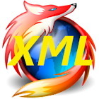 XMLViewer for Firefox icon