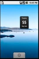 Screenshot of Edinburgh Trams: How Late?