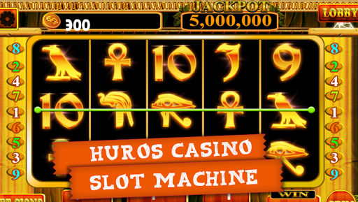 Huros Casino Slot Empire