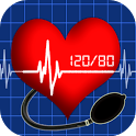 Blood Pressure Calculator Pro icon