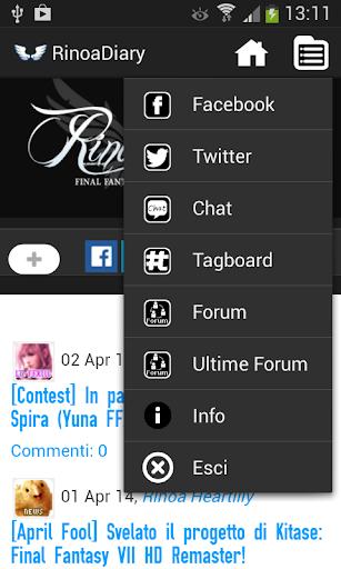 【免費娛樂App】Rinoa's Diary-APP點子