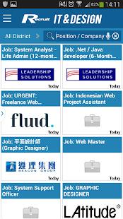 Recruit IT Design Jobs