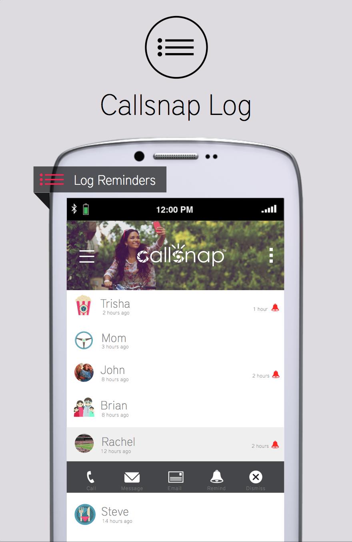 CallSnap - Snap Your Moment screenshot #6