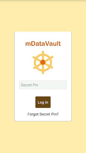 Mobile Data Vault