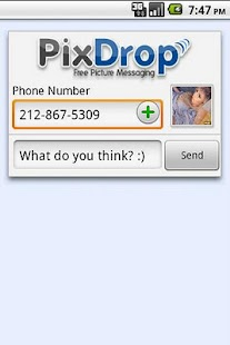 PixDrop- screenshot thumbnail