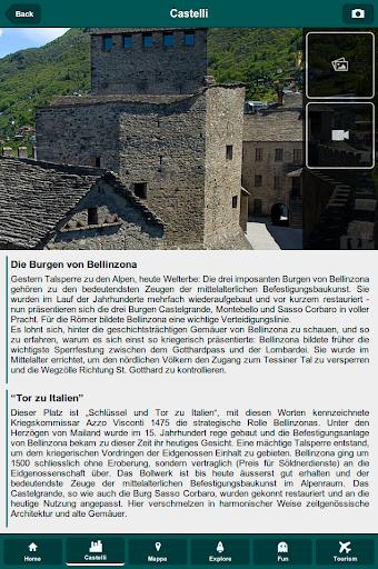 【免費旅遊App】Welterbe Ticino CH-APP點子