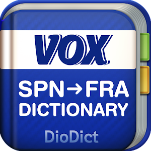 Spanish->French Dictinoary 書籍 App LOGO-APP試玩