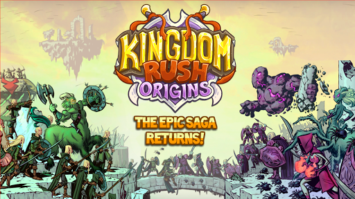 Kingdom Rush Origins v1.5.0 [Mod Gems/Heroes Unlocked]