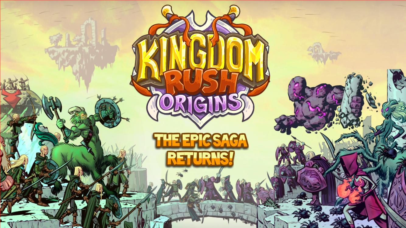 Kingdom Rush Origins screenshot #6