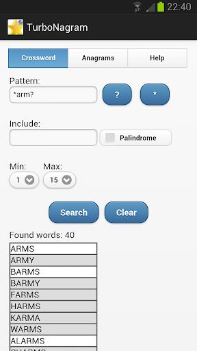 【免費解謎App】TurboNagram-APP點子