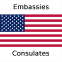 US Embassies and Consulates icon