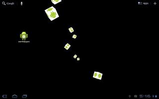 Screenshot of Live Wallpaper Shortcut