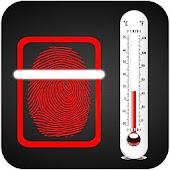 Temperature of Body Prank Test