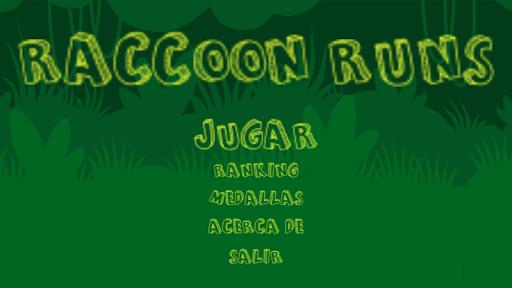 Raccoon Runs
