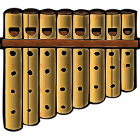 Flauta De Pan icon