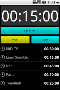 Timer - screenshot thumbnail