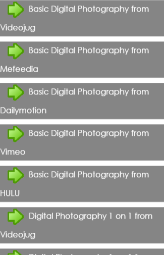 Basic Digital Photography Tip