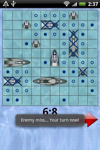 Sea Fight Premium- screenshot