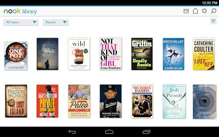 NOOK – Read Books & Magazines Screenshot 2