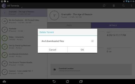 BitTorrent®- Torrent Downloads Screenshot 14