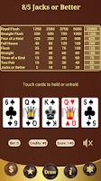 Screenshot of 8/5 Jacks or Better Poker