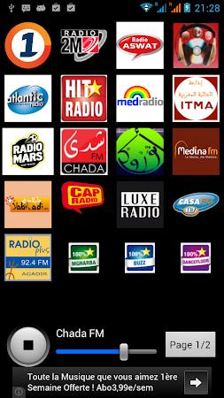 Radios Maroc 2.1 screenshot 270970