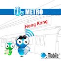HONGKONG METRO logo