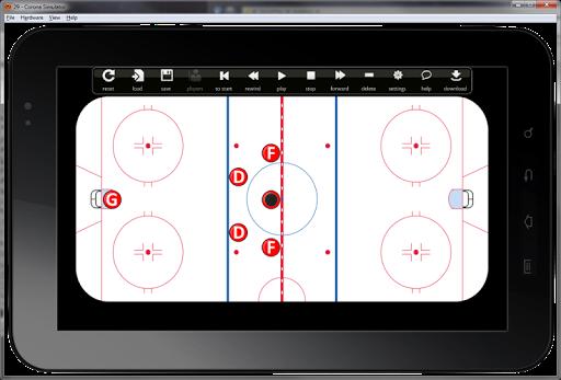 玩免費運動APP|下載PlayDesigner Hockey Lite app不用錢|硬是要APP