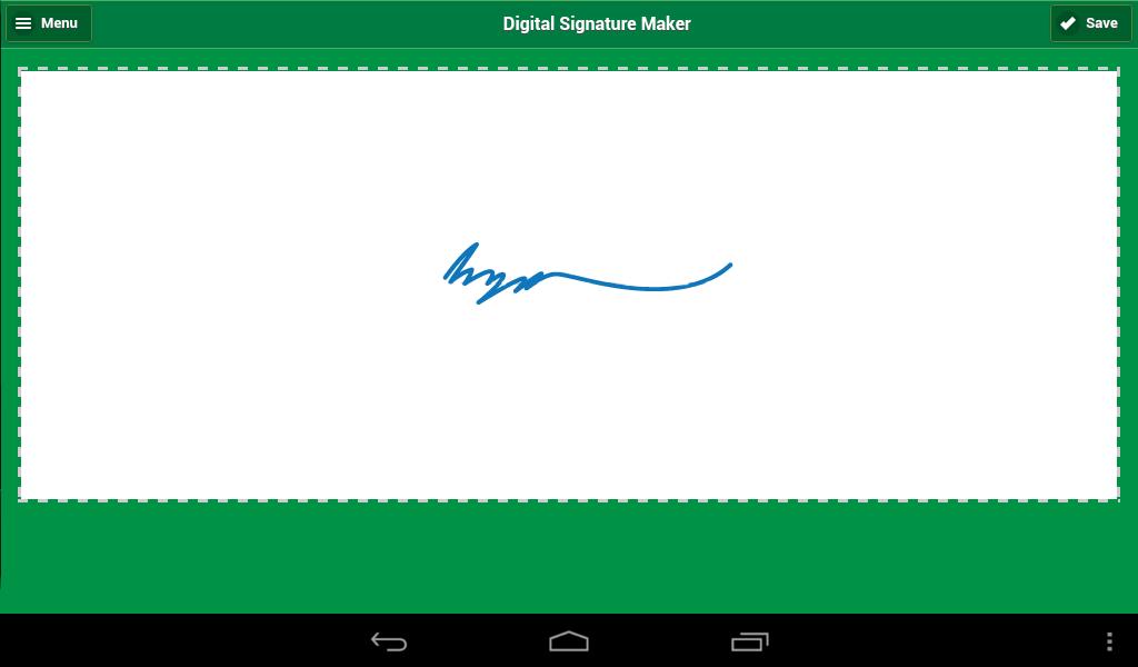 e signature generator