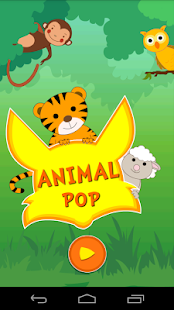 Animal Pop Monkey Fox Goat Owl