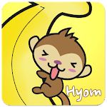 Hyomi Cute Battery Widget